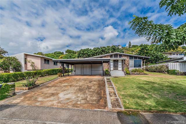 4912 Poola Street, Honolulu, HI 96821 (MLS #201933544) :: Team Maxey Hawaii