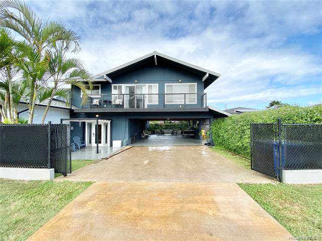 67-091 Naukana Street, Waialua, HI 96791 (MLS #201933581) :: Keller Williams Honolulu