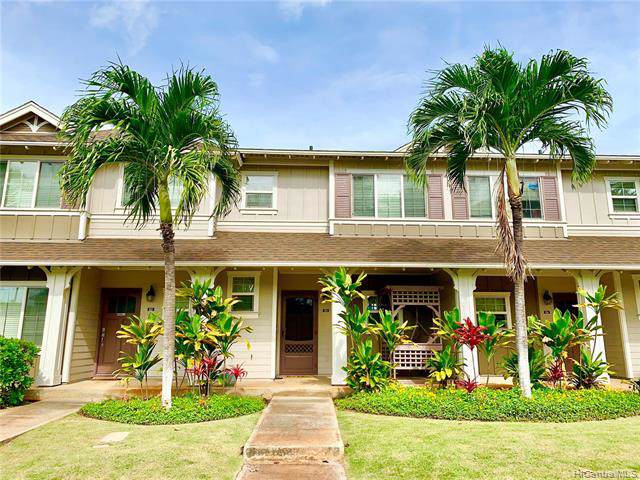 91-1005 Kaipalaoa Street #103, Ewa Beach, HI 96706 (MLS #201933591) :: Elite Pacific Properties