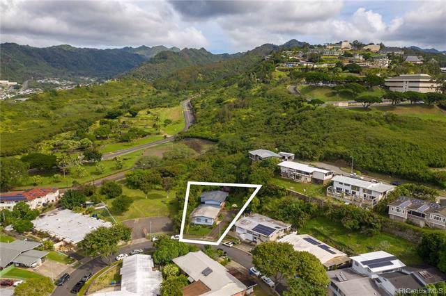1857 Kaikunane Loop, Honolulu, HI 96817 (MLS #201933606) :: The Ihara Team