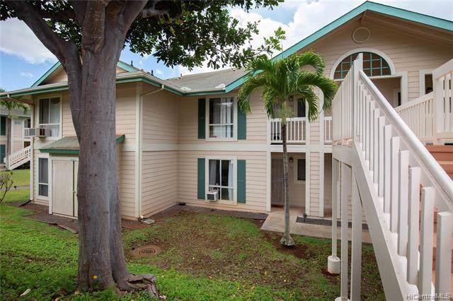 92-1232 Palahia Street Aa102, Kapolei, HI 96707 (MLS #201933613) :: Barnes Hawaii
