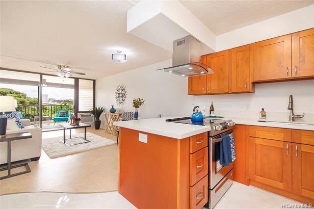 3138 Waialae Avenue #605, Honolulu, HI 96816 (MLS #201933632) :: Barnes Hawaii