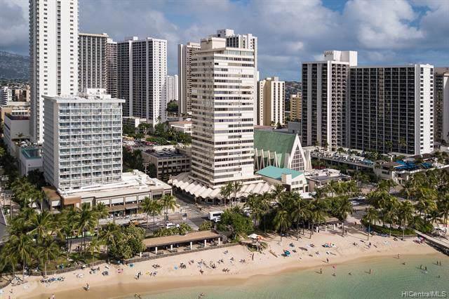 2500 Kalakaua Avenue #503, Honolulu, HI 96815 (MLS #201933645) :: Barnes Hawaii