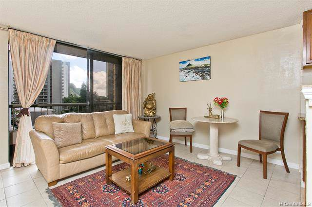 320 Liliuokalani Avenue #601, Honolulu, HI 96815 (MLS #201933669) :: Barnes Hawaii