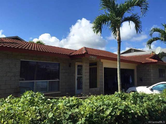 66-048 Waialua Beach Road, Haleiwa, HI 96712 (MLS #201933692) :: The Ihara Team
