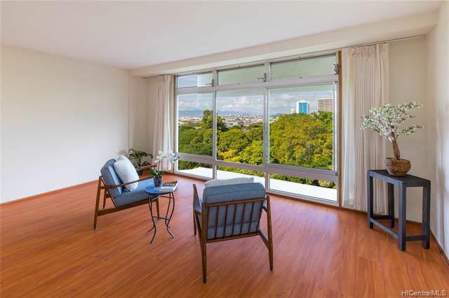 1515 Nuuanu Avenue #954, Honolulu, HI 96817 (MLS #201933696) :: Maxey Homes Hawaii