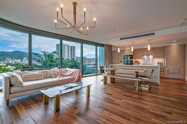 1108 Auahi Street #907, Honolulu, HI 96814 (MLS #201933697) :: Barnes Hawaii