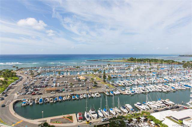 1777 Ala Moana Boulevard #1606, Honolulu, HI 96815 (MLS #201933701) :: Barnes Hawaii