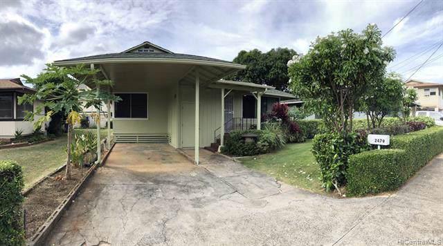 2479 Bingham Street, Honolulu, HI 96826 (MLS #201933708) :: Keller Williams Honolulu