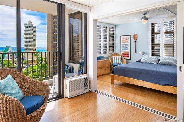 201 Ohua Avenue 1002-Mauka, Honolulu, HI 96815 (MLS #201933741) :: Barnes Hawaii