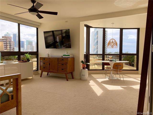 600 Queen Street #612, Honolulu, HI 96813 (MLS #201933747) :: Maxey Homes Hawaii