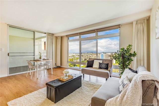 1519 Nuuanu Avenue #2340, Honolulu, HI 96817 (MLS #201933775) :: Maxey Homes Hawaii