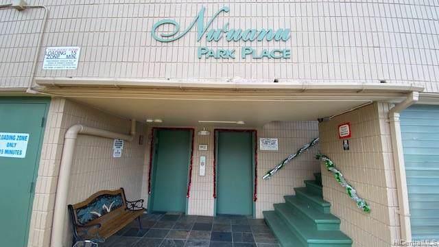 1720 Huna Street B502, Honolulu, HI 96817 (MLS #201933789) :: Elite Pacific Properties