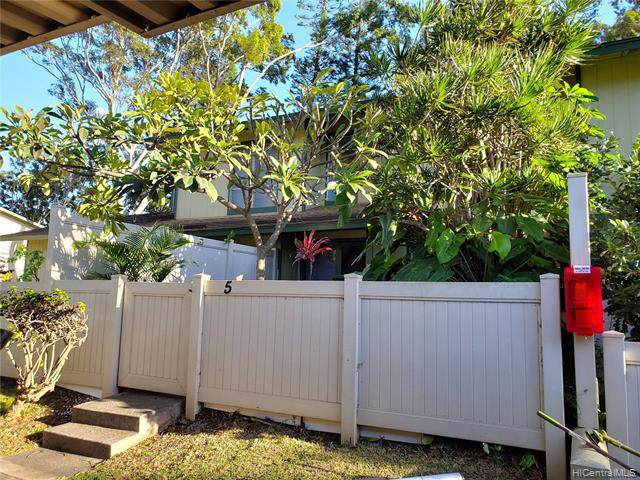 92-1210 Makakilo Drive #5, Kapolei, HI 96707 (MLS #201933807) :: Maxey Homes Hawaii