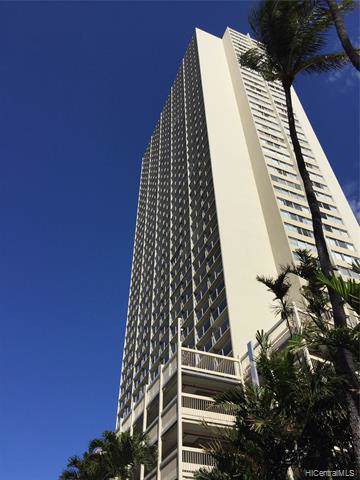 445 Seaside Avenue #1514, Honolulu, HI 96815 (MLS #201933811) :: Barnes Hawaii