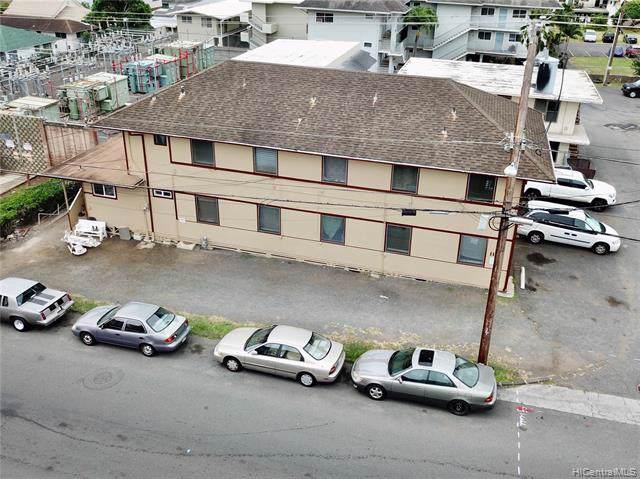 1125 Hassinger Street, Honolulu, HI 96822 (MLS #201933816) :: The Ihara Team