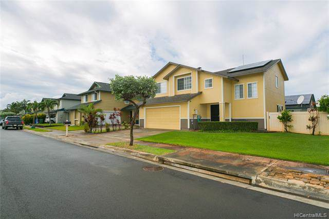91324 Hoalauna Place, Ewa Beach, HI 96706 (MLS #201933831) :: Team Lally