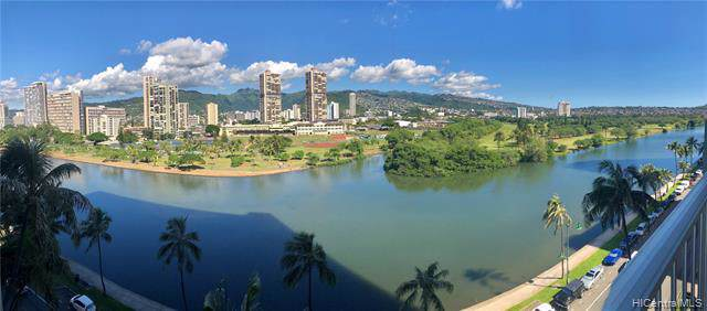 2211 Ala Wai Boulevard #1008, Honolulu, HI 96815 (MLS #201933859) :: Hardy Homes Hawaii
