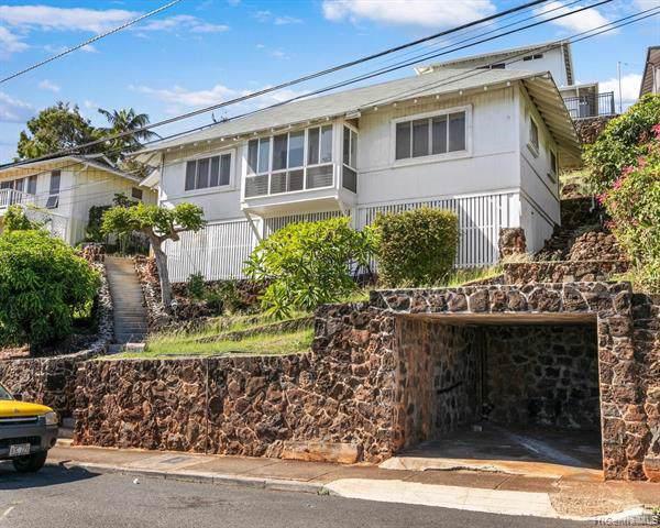 1330 Koko Head Avenue, Honolulu, HI 96816 (MLS #201933882) :: Elite Pacific Properties