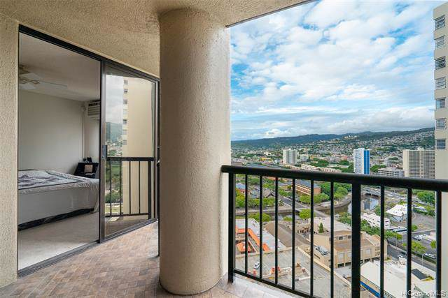 60 N Beretania Street #2504, Honolulu, HI 96817 (MLS #201933892) :: The Ihara Team