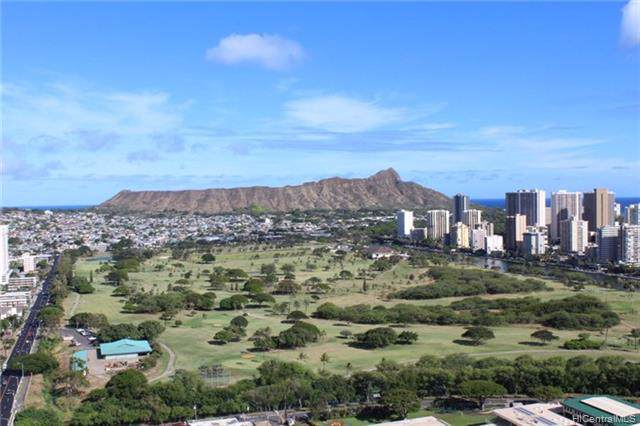 2525 Date Street #3801, Honolulu, HI 96826 (MLS #201933897) :: Hardy Homes Hawaii