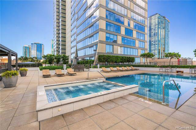 1009 Kapiolani Boulevard #2103, Honolulu, HI 96814 (MLS #201933901) :: Barnes Hawaii
