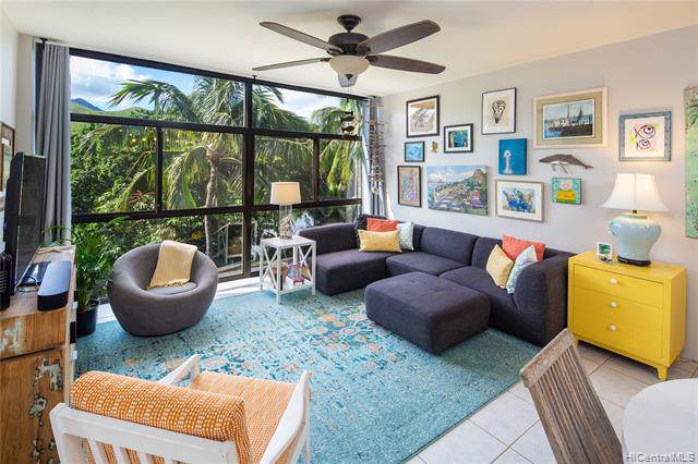 1020 Aoloa Place 404A, Kailua, HI 96734 (MLS #201933914) :: The Ihara Team