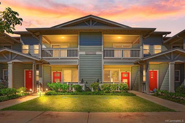 91-1081 Iwikuamoo Street #1409, Ewa Beach, HI 96706 (MLS #201933915) :: Barnes Hawaii