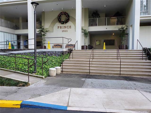 1511 Nuuanu Avenue #823, Honolulu, HI 96817 (MLS #201933919) :: Maxey Homes Hawaii