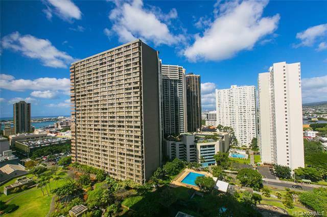 55 S Kukui Street D804, Honolulu, HI 96813 (MLS #201933932) :: The Ihara Team