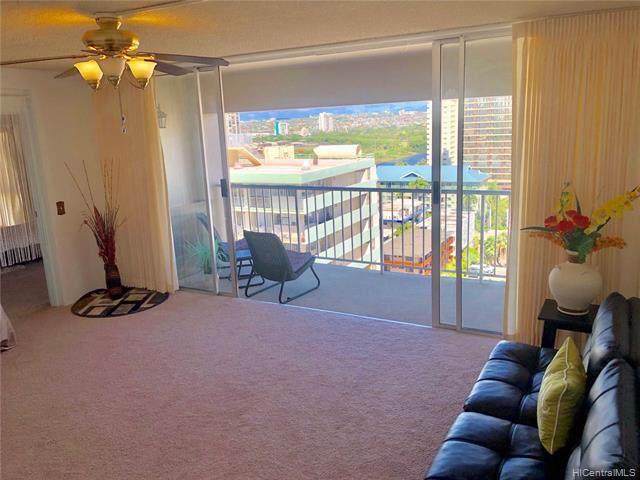 430 Keoniana Street #1011, Honolulu, HI 96815 (MLS #201933969) :: Keller Williams Honolulu