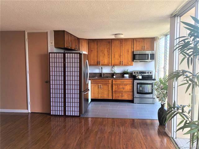 1702 Kewalo Street #507, Honolulu, HI 96822 (MLS #201933982) :: Elite Pacific Properties