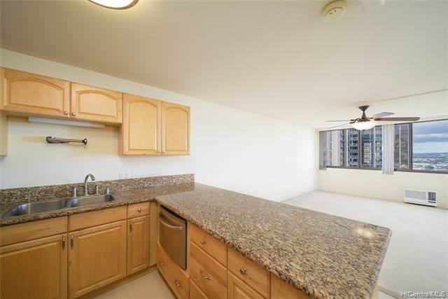 1255 Nuuanu Avenue E2712, Honolulu, HI 96817 (MLS #201933996) :: Maxey Homes Hawaii