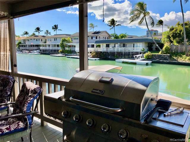 343 Opihikao Place #421, Honolulu, HI 96825 (MLS #201934006) :: Team Lally