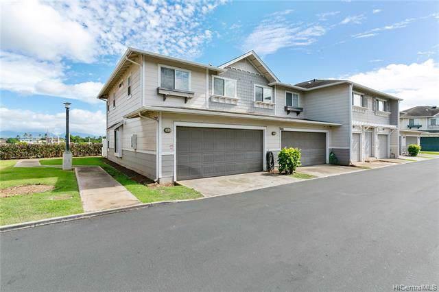 91-1031 Kaimalie Street #4E6, Ewa Beach, HI 96706 (MLS #201934013) :: Maxey Homes Hawaii