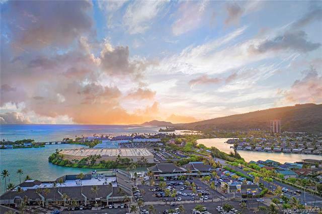 1 Keahole Place #1609, Honolulu, HI 96825 (MLS #201934024) :: Barnes Hawaii