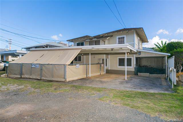 2911 Koali Road, Honolulu, HI 96826 (MLS #201934064) :: The Ihara Team