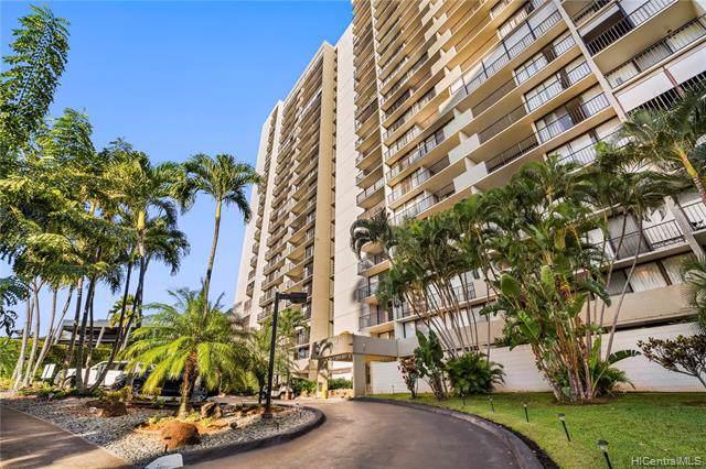 98-500 Koauka Loop 16L, Aiea, HI 96701 (MLS #201934077) :: Maxey Homes Hawaii