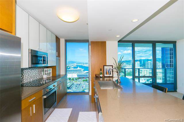 600 Ala Moana Boulevard #2410, Honolulu, HI 96813 (MLS #201934089) :: The Ihara Team