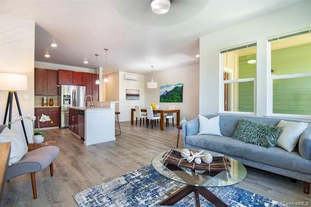 550 Kamaaha Avenue #102, Kapolei, HI 96707 (MLS #201935100) :: Elite Pacific Properties