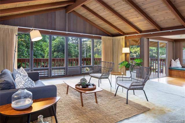 3501 Kahawalu Drive, Honolulu, HI 96817 (MLS #201935122) :: Maxey Homes Hawaii