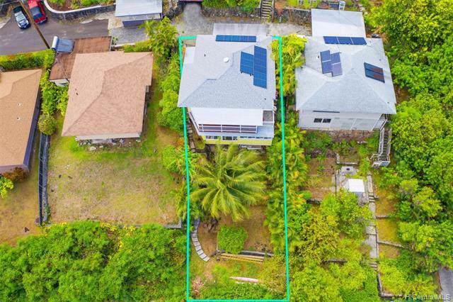2188 Helo Place, Honolulu, HI 96816 (MLS #201935149) :: Elite Pacific Properties