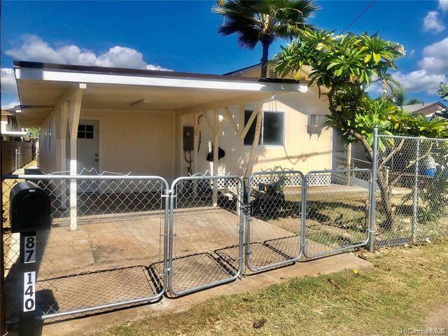 87-140 Saint Johns Road, Waianae, HI 96792 (MLS #201935156) :: Maxey Homes Hawaii