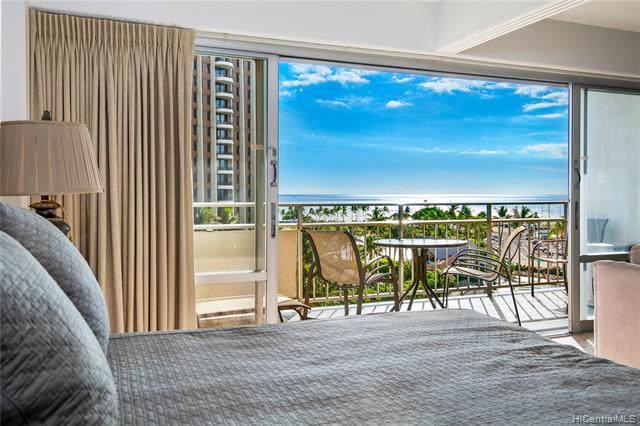 1777 Ala Moana Boulevard #624, Honolulu, HI 96815 (MLS #201935157) :: Maxey Homes Hawaii