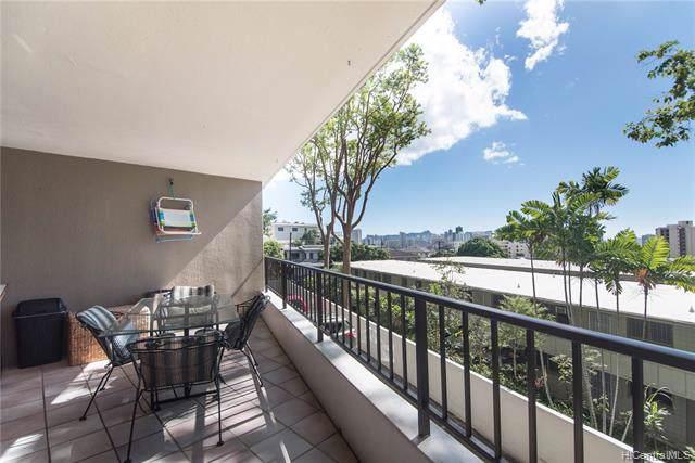 965 Prospect Street #105, Honolulu, HI 96822 (MLS #201935158) :: Maxey Homes Hawaii