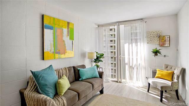 901 Prospect Street #207, Honolulu, HI 96822 (MLS #201935159) :: Maxey Homes Hawaii