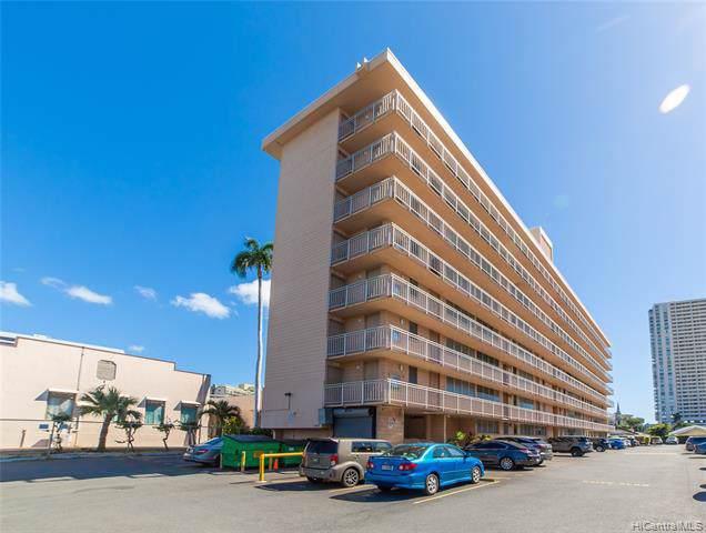 1403 Makiki Street B401, Honolulu, HI 96814 (MLS #201935210) :: The Ihara Team