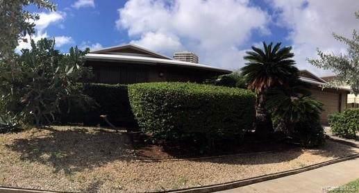 1120 Makaiwa Street, Honolulu, HI 96816 (MLS #201935244) :: The Ihara Team