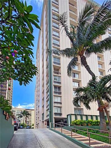 431 Nahua Street #1303, Honolulu, HI 96815 (MLS #201935353) :: Barnes Hawaii