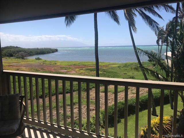 7146 Kamehameha V Highway C303, Kaunakakai, HI 96748 (MLS #201935356) :: The Ihara Team